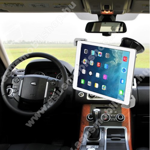 ASUS Memo Pad 7 ME572CUNIVERZÁLIS autós tablet PC tartó - tapadókorongos, szélvédőre rögzíthető, 360°-ban forgatható, 7-12