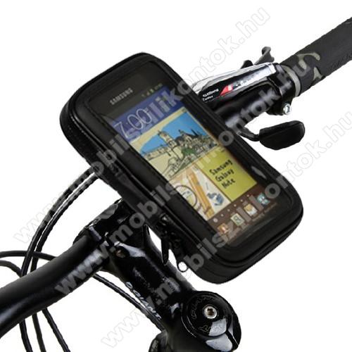 UNIVERZÁLIS biciklis/kerékpáros tartó konzol mobiltelefon készülékekhez - 6,7