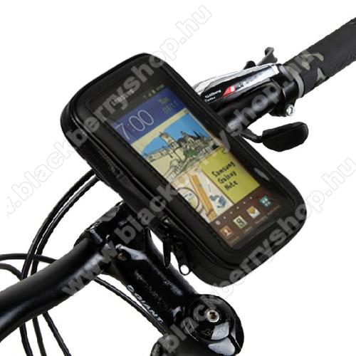 UNIVERZÁLIS biciklis/kerékpáros tartó konzol mobiltelefon készülékekhez - 5.3