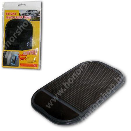 HUAWEI Honor Waterplay 8 UNIVERZÁLIS csúszásgátló gépkocsi tartó pad műszerfalra 14 x 8 cm (NANO-PAD tulajdonság)