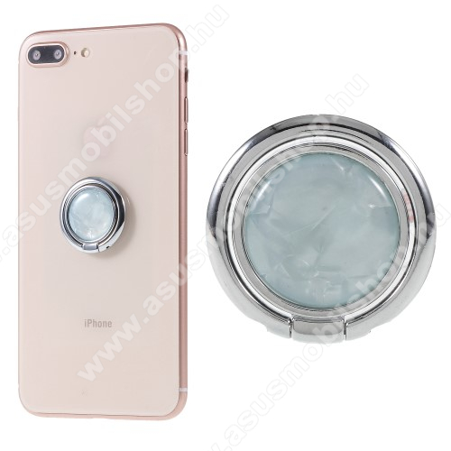 ASUS Memo Pad 7 ME572CUNIVERZÁLIS fém ujjtámasz, gyűrű tartó - Biztos fogás készülékéhez - EZÜST