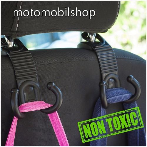 MOTOROLA L2 UNIVERZÁLIS gépkocsi / autós tartó - fejtámlára szerelhető kampós tartó