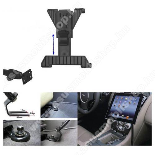 ASUS Transformer Pad TF303CLUNIVERZÁLIS gépkocsi / autós tartó - GPS / TABLET - állítható, üléssínhez rögzíthető