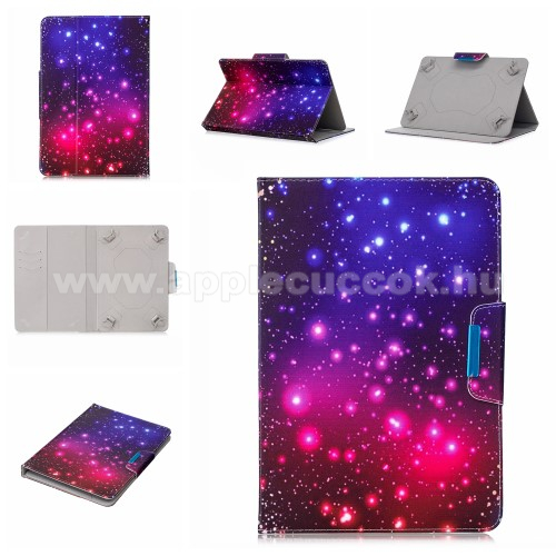 UNIVERZ�LIS notesz / mappa tablet PC tok - GALAXIS MINT�S - �ll�, b?r, m�gneses, asztali tart� funkci�s, 8