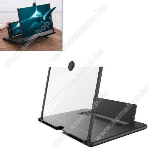 SAMSUNG SGH-F275UNIVERZÁLIS összecsukható asztali telefon tartó, állvány / nagyító - 12