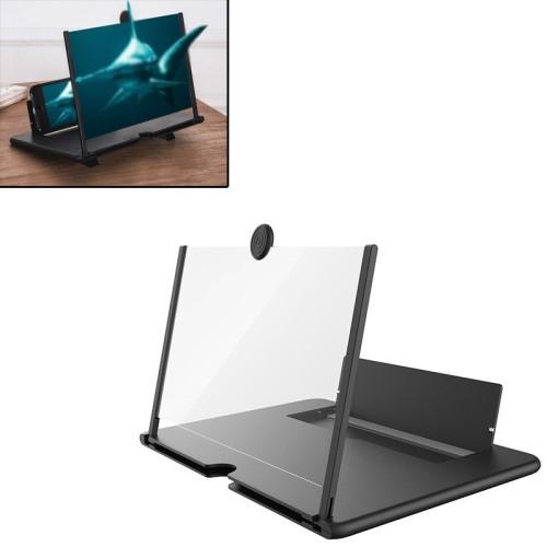 UNIVERZÁLIS összecsukható asztali telefon tartó, állvány / nagyító - 12