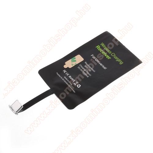 Xiaomi Mi MixUNIVERZÁLIS QI Wireless modul vezeték nélküli töltéshez - USB 3.1 Type C csatlakozóval (Fogadóegység)