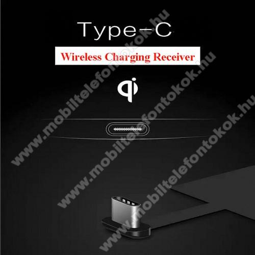 Google Pixel 3UNIVERZÁLIS QI Wireless modul vezeték nélküli töléshez - USB 3.1 Type C csatlakozóval