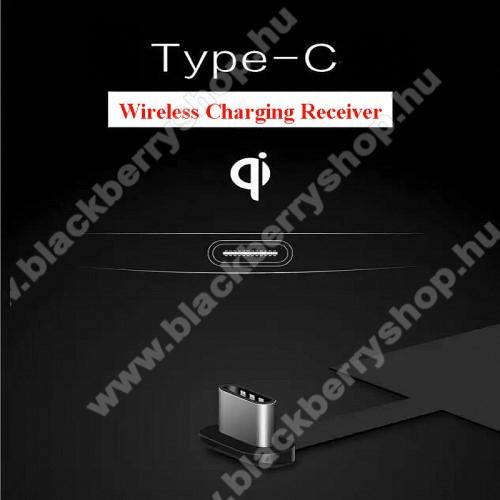 BLACKBERRY MotionUNIVERZÁLIS QI Wireless modul vezeték nélküli töléshez - USB 3.1 Type C csatlakozóval