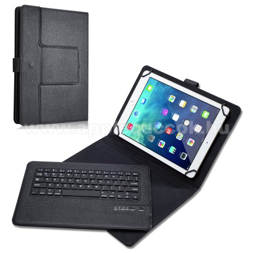 APPLE iPad UNIVERZÁLIS tablet PC flip / mappa bőrtok - 9
