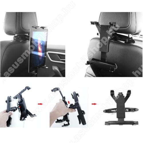 ASUS Memo Pad 7 ME176CUNIVERZÁLIS tablet PC gépkocsi / autós tartó - 360°-ban elforgatható, fejtámlára szerelhető tartóval, 7-12