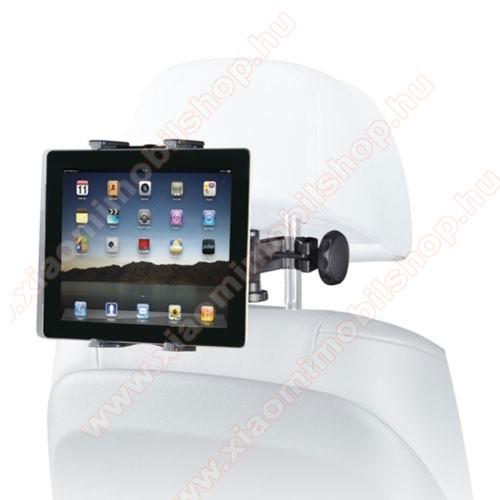 UNIVERZÁLIS tablet PC gépkocsi / autós tartó - 360°-ban elforgatható, tapadókorongos / szélvédőre helyezhető, 7-12