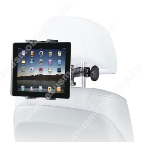 ASUS Memo Pad 7 ME572CUNIVERZÁLIS tablet PC gépkocsi / autós tartó - 360°-ban elforgatható, fejtámlára szerelhető tartóval, 7-12