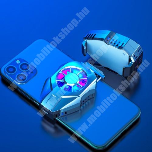 Blackphone UNIVERZÁLIS telefonhűtő - Type-C port, 36 x 72 x 19 mm - EZÜST