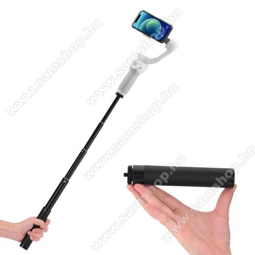 UNIVERZÁLIS Teleszkópos selfie bot / kézi Gimbal - 1/4