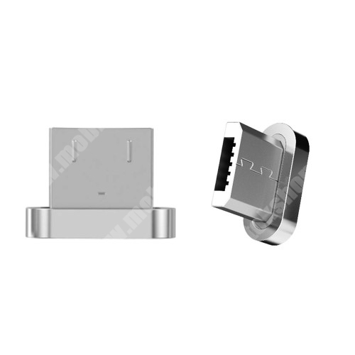 HTC Desire 12s WSKEN lite microUSB mágneses fej - WSKEN lite kábellel kompatibilis