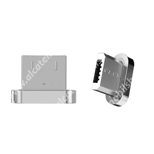 Alcatel OT-810D WSKEN lite microUSB mágneses fej - WSKEN lite kábellel kompatibilis