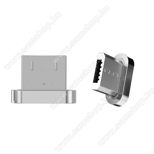 SAMSUNG A886 ForeverWSKEN lite microUSB mágneses fej - WSKEN lite kábellel kompatibilis