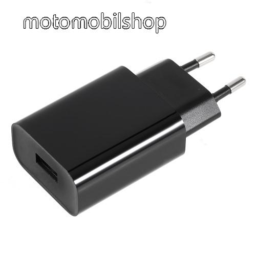 MOTOROLA Moto E Dual SIM (XT1022) XIAOMI hálózati töltő - 1 x USB aljzat, 12V / 1.5A, 9V / 2A, 5V / 2.5A, Quick Charge 3.0 - FEKETE - MDY-08-DF - GYÁRI