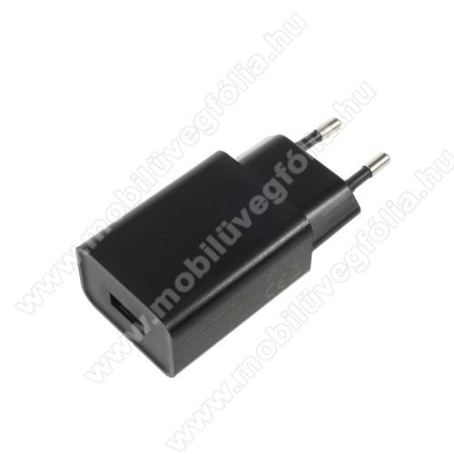 NOKIA X71XIAOMI hálózati töltő - 1 x USB aljzat, 5V / 2A - FEKETE - CYSK10-050200-E - GYÁRI