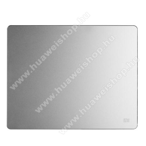 Xiaomi Mi alumínium ötvözet egérpad - S méret, 240 x 180 x 3 mm - EZÜST