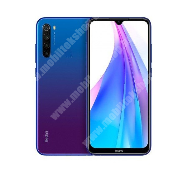 Xiaomi Redmi Note 8T, Dual SIM, 4/64GB Starscape Blue