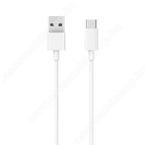 ASUS ZenPad S 8.0 (Z580CA)Xiaomi Type-C  adatátvieli kábel / töltő kábel - SJV4125CN - 1m - FEHÉR - GYÁRI