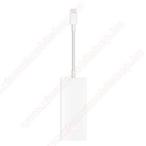 Xiaomi USB-C to Mini Display Port, 1 x USB Type-C, 2 x USB - FEHÉR - GYÁRI