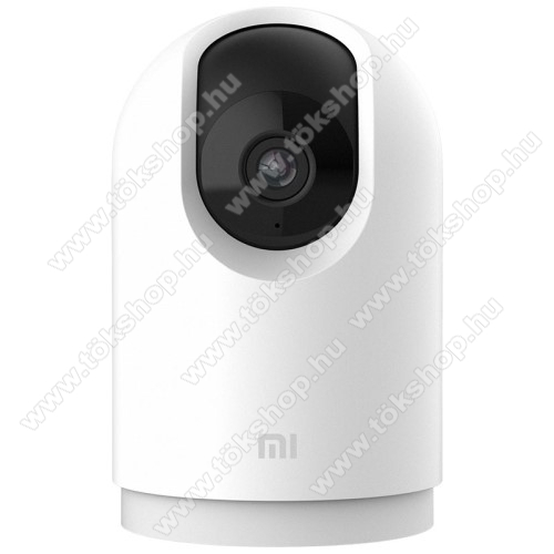 XIAOMI WiFi biztonsági kamera (360°-os, PTZ verzió Pro, mikrofon, éjjellátó, mozgásérzékelés) FEHÉR - MJSXJ06CM - GYÁRI