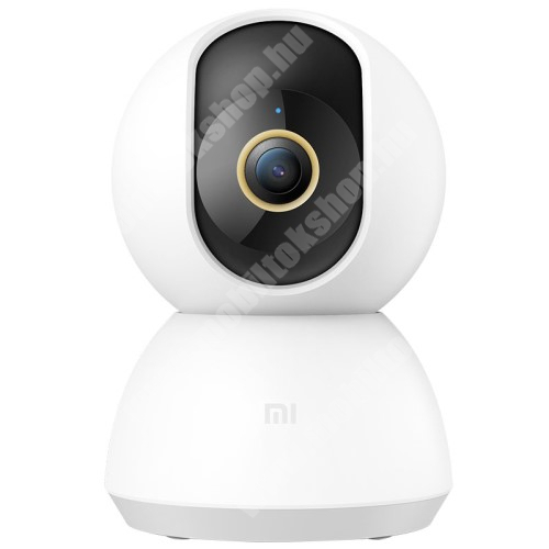 Blackphone XIAOMI WiFi biztonsági kamera (360°-os, PTZ verzió, mikrofon, éjjellátó, mozgásérzékelés) FEHÉR - MJSXJ09CM - GYÁRI