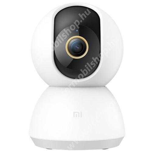 ACER Liquid Z3 XIAOMI WiFi biztonsági kamera (360°-os, PTZ verzió, mikrofon, éjjellátó, mozgásérzékelés) FEHÉR - MJSXJ09CM - GYÁRI