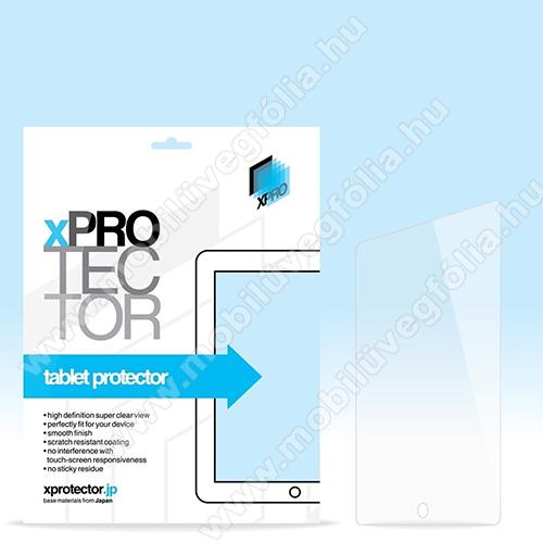 Xpro előlap védő karcálló edzett üveg - 0,33 mm vékony, 9H, Arc Edge, A képernyő sík részét védi - APPLE iPad 10.2 (7th Generation) (2019) - GYÁRI