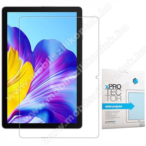 Xpro előlap védő karcálló edzett üveg - 0,33 mm vékony, 9H, Arc Edge, A képernyő sík részét védi - HUAWEI MatePad T 10s / MatePad T 10 - GYÁRI