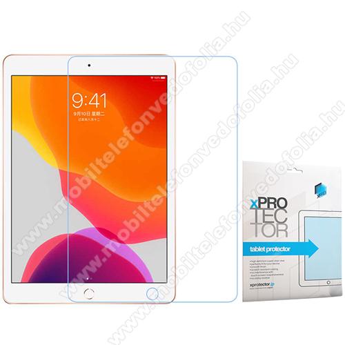 Xpro képernyővédő fólia - Anti-Glare - MATT! - 1db, törlőkendővel, A képernyő sík részét védi! - APPLE iPad 10.2 (7th Generation) (2019) / iPad 10.2 (8th Generation) (2020) - GYÁRI