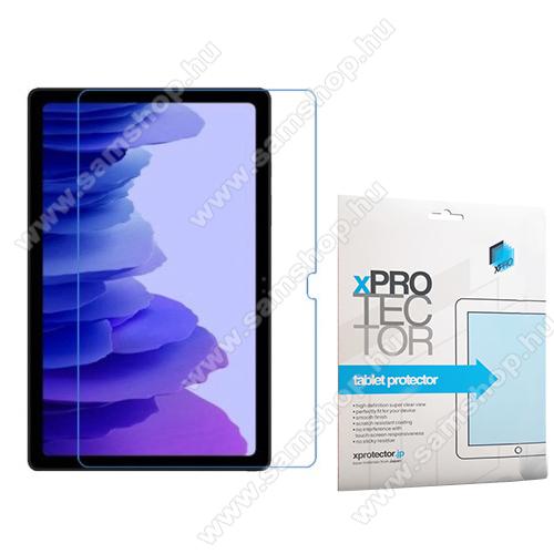 Xpro képernyővédő fólia - Clear - 1db, törlőkendővel, A képernyő sík részét védi! - SAMSUNG Galaxy Tab A7 10.4 (2020) (SM-T500/SM-T505) - GYÁRI