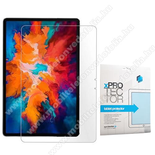 Xpro képernyővédő fólia - Clear - 1db, törlőkendővel, A képernyő sík részét védi! - Lenovo Tab P11 Pro (TB-J706F) / Lenovo Tab XiaoXin P11 Pro - GYÁRI
