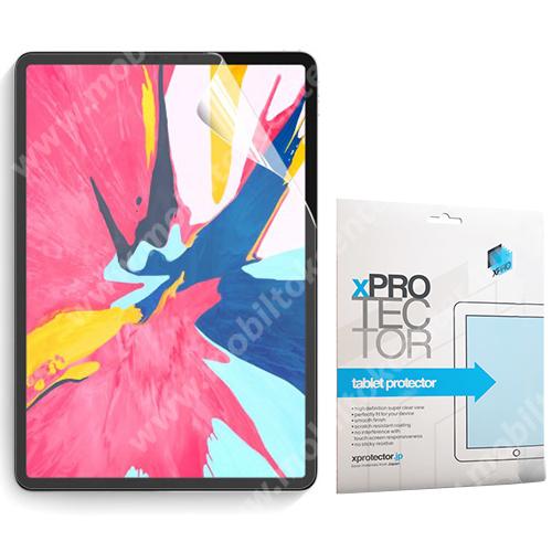 Xpro képernyővédő fólia - Clear - 1db, törlőkendővel, A képernyő sík részét védi! - APPLE iPad Air (2020) (4th generation) / iPad Pro 11 (2018) / iPad Pro 11 (2020) - GYÁRI