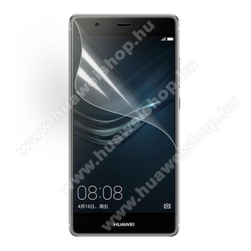 Xpro képernyővédő fólia - HD Clear - 1db, törlőkendővel - HUAWEI P9 Plus - GYÁRI