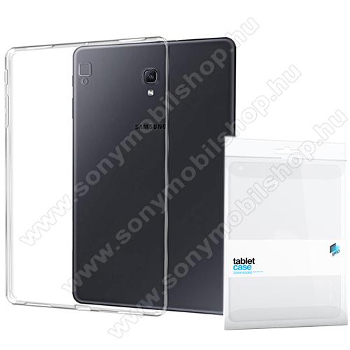 Xpro szilikon védő tok / hátlap - ÁTLÁTSZÓ - SAMSUNG SM-T590 Galaxy Tab A 10.5 Wi-Fi / SAMSUNG SM-T595 Galaxy Tab A 10.5 LTE - GYÁRI