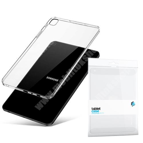 Xpro szilikon védő tok / hátlap - ÁTLÁTSZÓ - SAMSUNG SM-T295 Galaxy Tab A 8.0 LTE (2019) / SAMSUNG SM-T290 Galaxy Tab A 8.0 Wi-Fi (2019) - GYÁRI