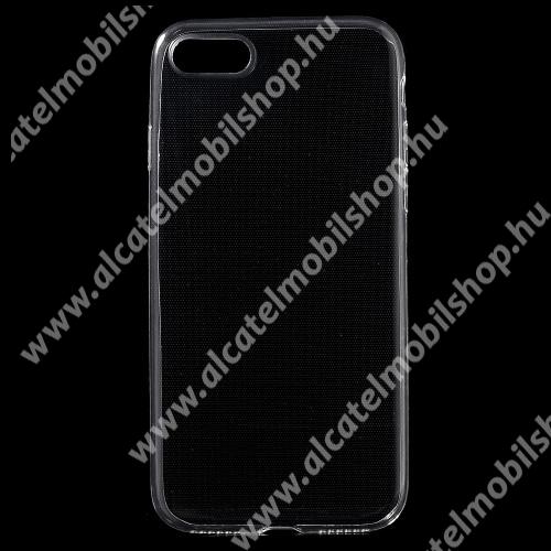 Xpro szilikon védő tok / hátlap - ÁTLÁTSZÓ - ULTRAVÉKONY! 0,6mm - APPLE iPhone SE (2020) / APPLE iPhone 7 / APPLE iPhone 8 - GYÁRI