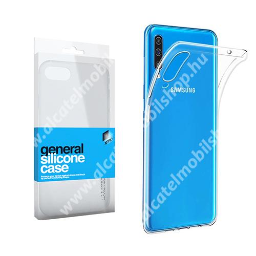 Xpro szilikon védő tok / hátlap - ULTRAVÉKONY! 0.33mm - ÁTLÁTSZÓ - SAMSUNG SM-A307F Galaxy A30s / SAMSUNG SM-A505F Galaxy A50 / SAMSUNG Galaxy A50s - GYÁRI