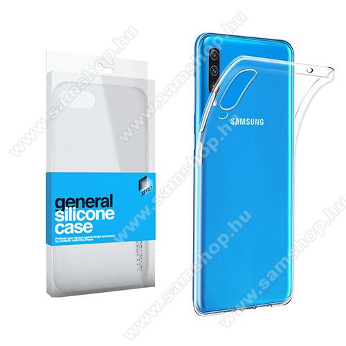SAMSUNG Galaxy A30s (SM-A307F/FN/DS/G/GN/GT)Xpro szilikon védő tok / hátlap - ULTRAVÉKONY! 0.33mm - ÁTLÁTSZÓ - SAMSUNG SM-A307F Galaxy A30s / SAMSUNG SM-A505F Galaxy A50 / SAMSUNG Galaxy A50s - GYÁRI